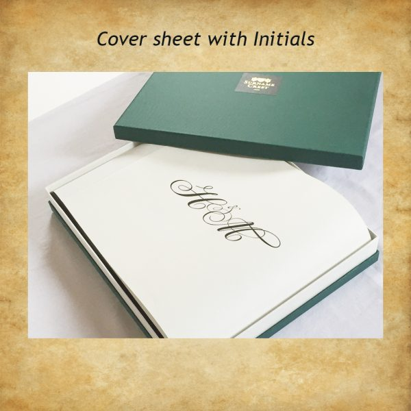 Personalised luxury gift box - adds that x-factor to any gift