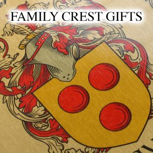Family Crest Gifts