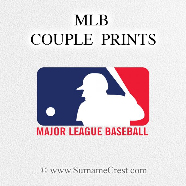 Major League Baseball MLB personalised gifts for the MLB couple you know. Beautifully made, great addition to any home.