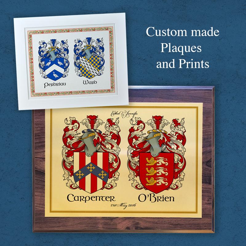 Irish made wood and prints Gifts